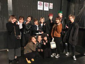 ☆2月9日 R92グル-プ&パリ美ヘア-ショー