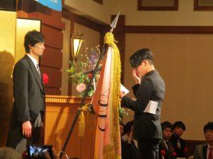 ☆卒業式★祝賀会☆